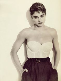 an introduction to the life of madonna The acoustic guitar became a recurrent instrument in all the songs of american life, mainly being used as an introduction american life, saying that madonna.