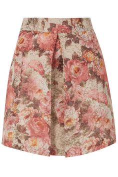 Topshop muted florals