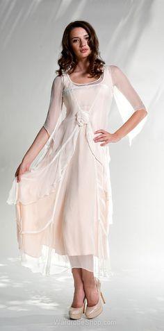 second wedding dresses for older brides   Buying a Garden Wedding Dress?   Nataya
