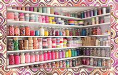 A craft room - lots of pics!