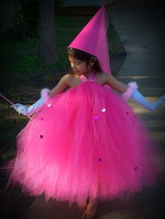 Fairy Princess Birthday Tutu Dress set  Any by CHICLILLOVEBUGS