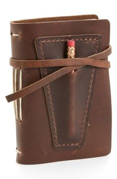 Rustico 'Epiphany' Leather Journal