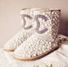 """Chanel"" Uggs"