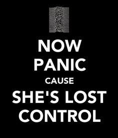 calm, panic, funni, divis fan, joy division, quot