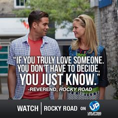 Rocky Road premieres this Sunday at 8pm ET on UP!