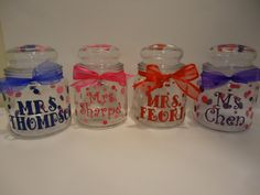 homemade christmas gifts for teachers - Google Search
