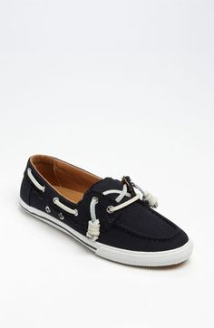 Boat shoe. LIKE!