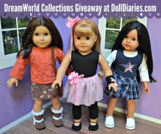 DreamWorld Collections Fall Fashions Giveaway