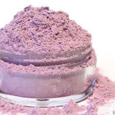 Pale Pink Eyeshadow . BUBBLEGUM PINK Mineral Eye Shadow - Pale Pearly Pink Eyeshadow - Large 10 gram Jar.