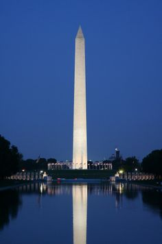 Washington Monument, Washington, D.C. - World's Tallest Masonry Structure Celebrates the First President of the U.S.