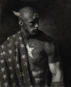 Cap - He Draws - The Art of Matt Buck
