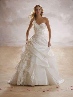 Brides by Demetrios Illusions style 3136