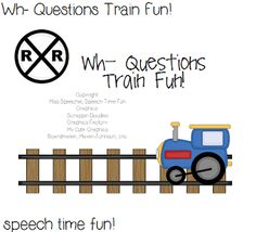 Speech Time Fun: ANSWERING QUESTIONS!! Pinned by SOS Inc. Resources. Follow all our boards at pinterest.com/sostherapy for therapy resources.