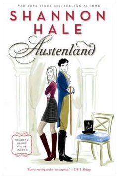 edit edit, books, quick read, jane austen, novels, austen fan, shannon hale, book reviews, austenland