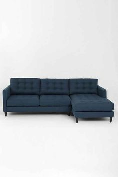 Jackson Right Sectional Sofa - Urban Outfitters