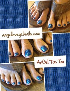 AnGel Love For TOES angellovegelnails.com