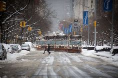 NYC and The Blizzard 2015