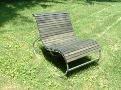 Emmabo Rocking Chair - IKEA Hack