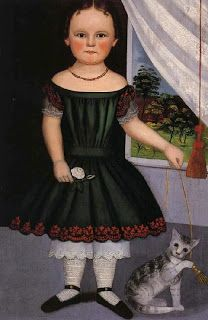 American Folk Art @ Cooperstown: The Glorious Twilight of Folk Portraiture