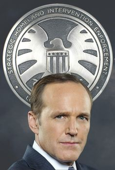 Agent Coulson - Agents of #SHIELD