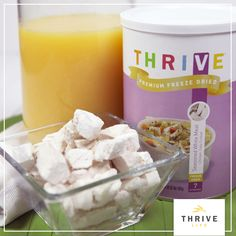 THRIVE Tip: Try rehy