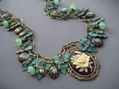 Secret Garden  Fairy Jewelry  Fairytale by SilverTrumpetJewelry, $199.00.  This is for my wedding! Lol
