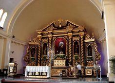 church altar, catholic churches, christian altar, philippin cultur