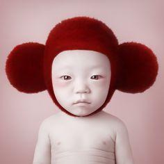 Cheburashka by Oleg Dou.  Amazing photo.