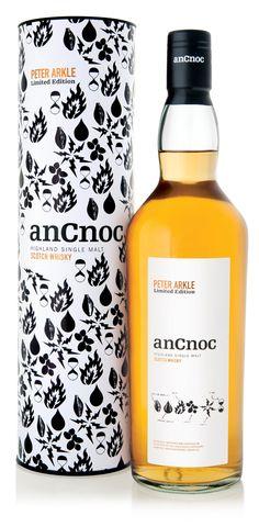 ancnoc highland single malt whisky