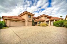 This 4 bedroom, 2 bathroom home boasts over 3300 square feet of luxury: http://www.ziprealty.com/property/5898-W-DEL-LAGO-CIR-GLENDALE-AZ-85308/2143569/detail?utm_source=pinterest&utm_medium=social&utm_content=20140120_1&utm_campaign=beautifulhomes