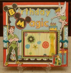 Birthday Magic by Monique Griffith