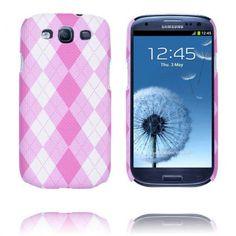 Barsberry Diamonds (Vaaleanpunainen) Samsung Galaxy S3 Suojakuori - http://lux-case.fi/barsberry-diamonds-vaaleanpunainen-samsung-galaxy-s3-suojakuori.html