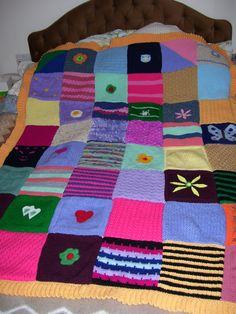 Knitted for Charity