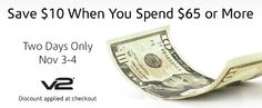 Save $10 when you sp