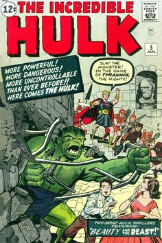 The incredible hulk #1 1962 for sale