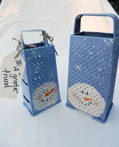 Cute, potentially cheap gift idea you could make yourself. #christmas