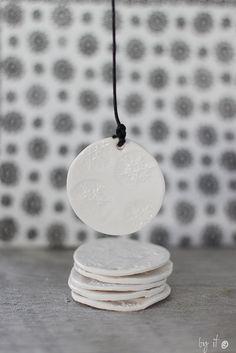homemade necklace