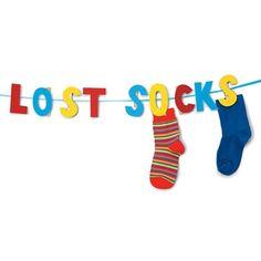 Lost Socks Line