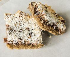 Magic Bars #paleo #treat #recipes #food paleoaholic.com