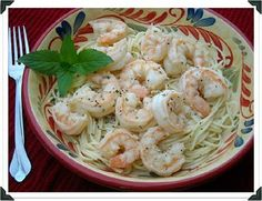 Mommy's Kitchen: Shrimp Scampi