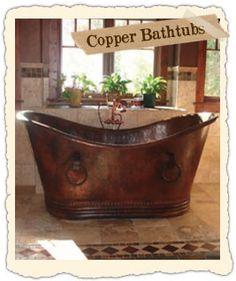 Copper bathtubs san antonio on pinterest copper - Kitchen sinks san diego ...