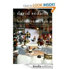 david sedaris essays list