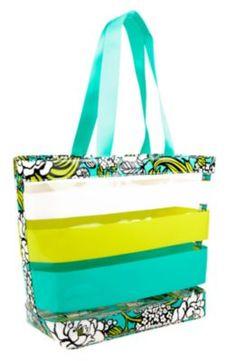 Vera Bradley Beach Bag  :)
