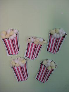 Popcorn Activity