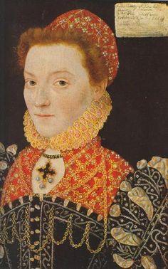 1575 Elizabeth FitzGerald, Countess of Lincoln