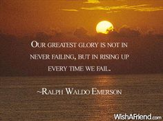 Inspirational Nursing Quotes About Failure