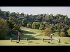 """Nike Golf """"No Cup Is Safe"""" Commercial"""