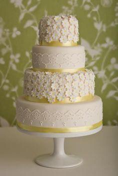 BEAUTIFUL cake <3
