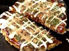 The ExPat Returneth: Okonomiyaki Japanese Pancake Reprise