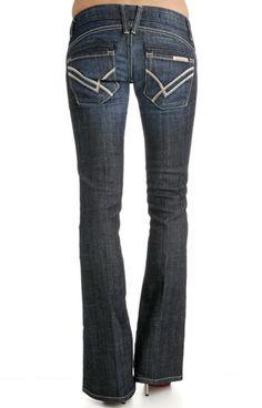 William Rast Savoy Trouser Ultra Low Jeans